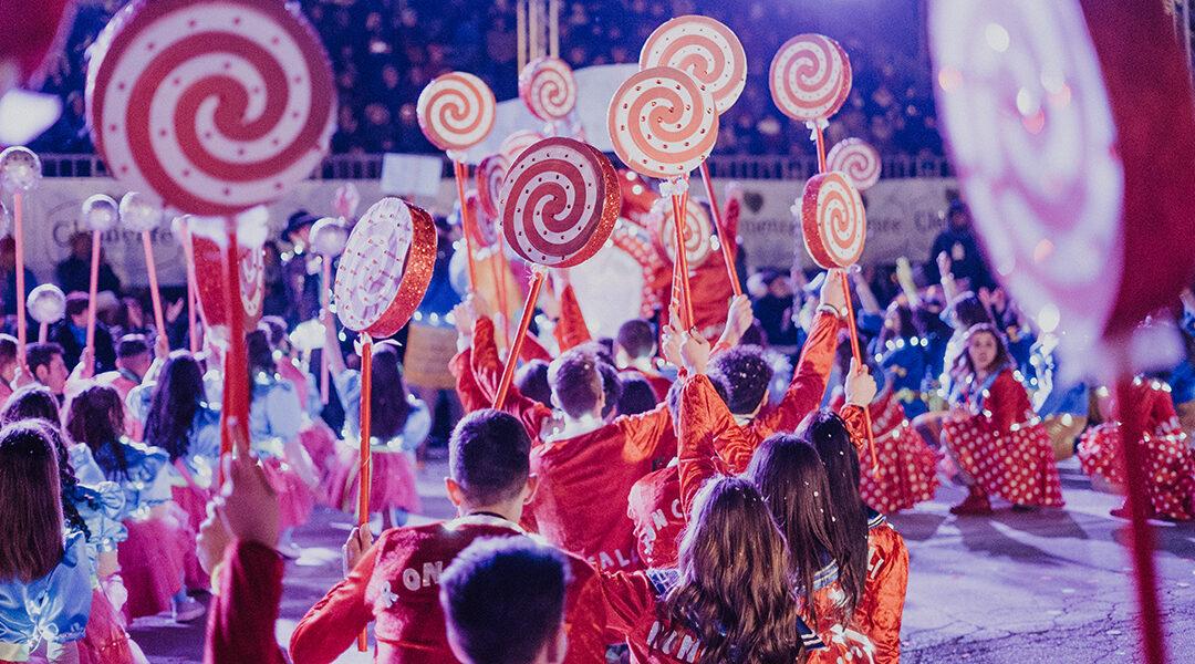 Il Carnevale di Manfredonia quest'anno è smart