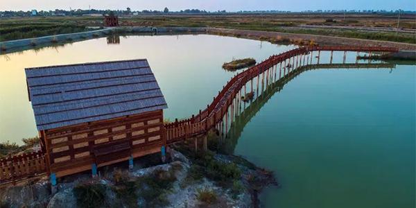 Tesori nascosti: la Laguna del Re